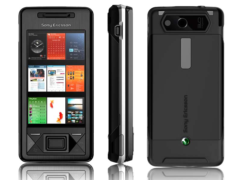 Краткий обзор мобильного телефона Sony Ericsson Xperia X1